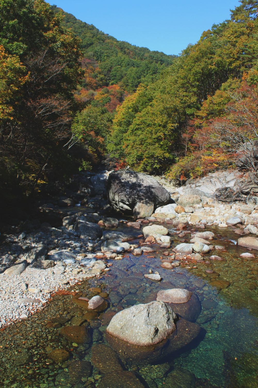 One of the things you have to take advantage of in Korea is the mountains, and hiking Jirisan is one of the best ways to do it.