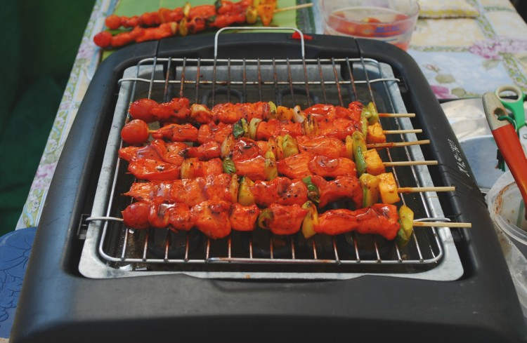 Halal Street Food in Krabi