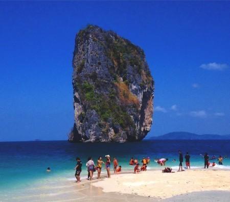 Island Hopping in Krabi