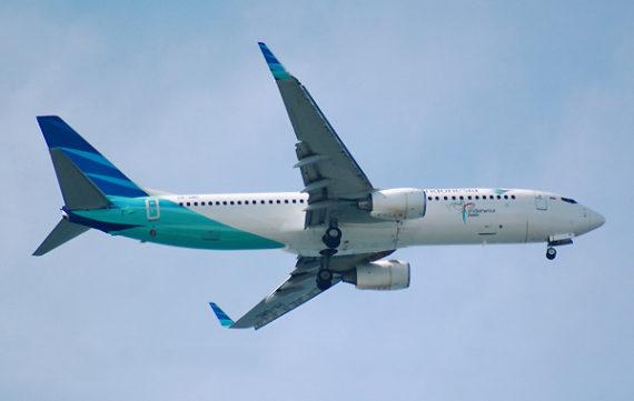 Garuda Indonesia Economy Review