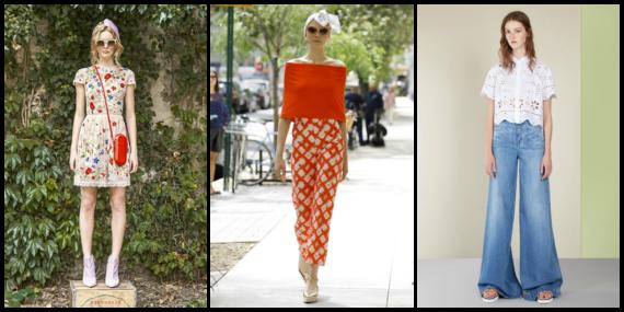 Favorite New York Fashion Week Spring 2017 Looks for Travel