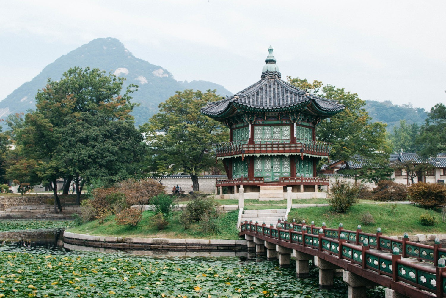 100 Beautiful Places In Korea There She Goes Again