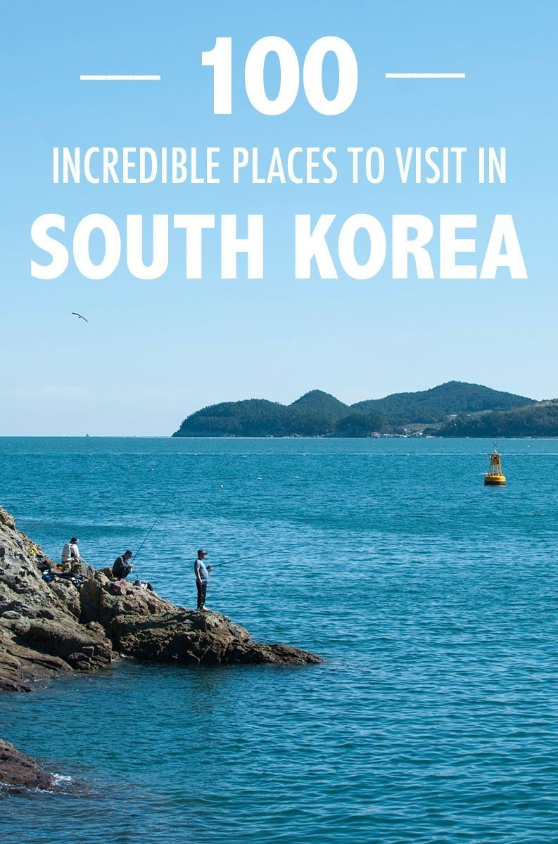 100 incredible places to visit in korea there she goes again for Top 100 vacation spots