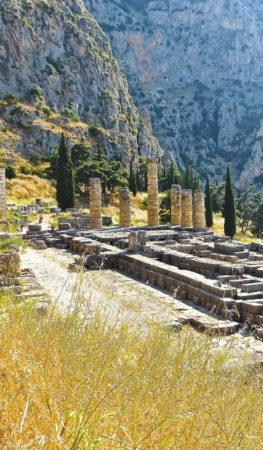 Delphi, Greece | Have you been to any of these underrated, often overlooked cities in Europe? Trust me, you don't want to miss out!