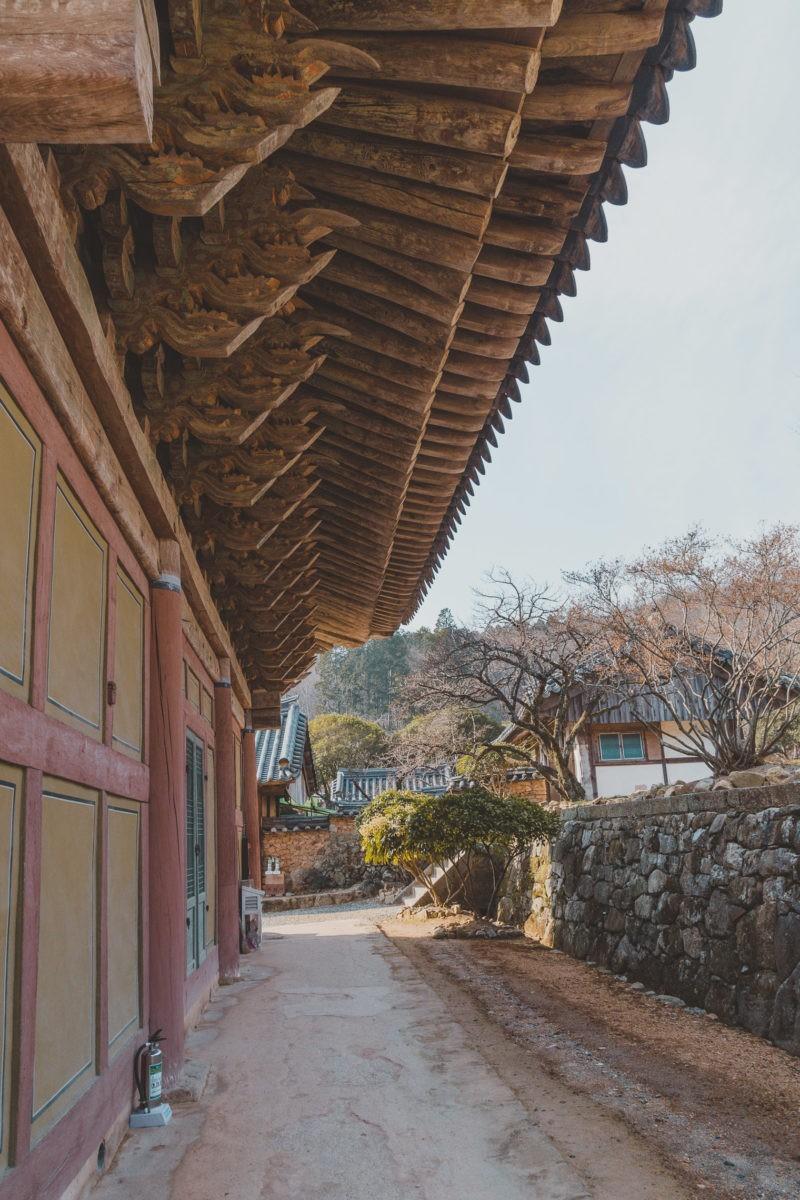 seonamsa temple jogyesan, suncheon