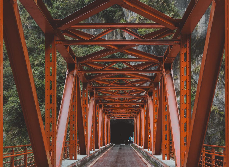 Taroko Gorge Bridge
