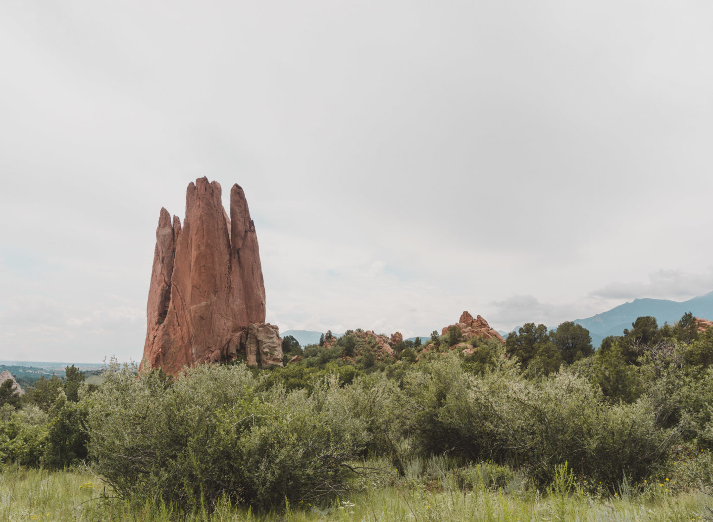 14 stunning garden of the gods photos there she goes again - Garden of the gods rock climbing ...